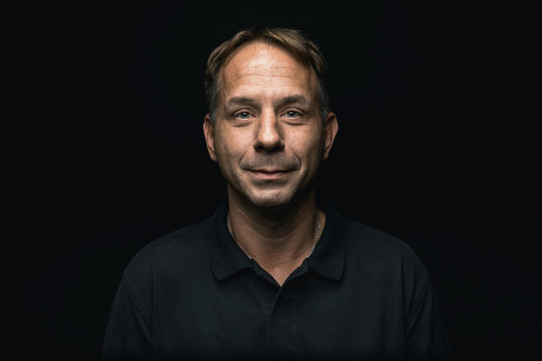 Portrait Patrick Hosseini