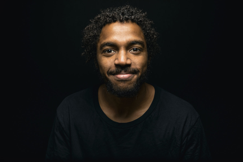 Portrait Lukas Nadjiri